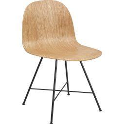 Gubi Gubi 2D stoel