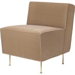 Gubi Modern Line Lounge Chair