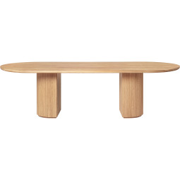 Gubi Moon tafel 260x105