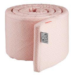 Done by Deer Outlet - Happy Dot bedbumper roze