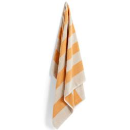 Hay Frotté stripe badhandoek