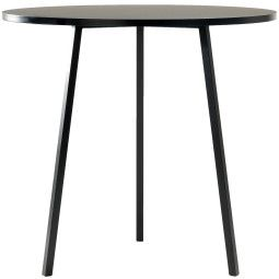 Hay Loop Stand Round High tafel 90