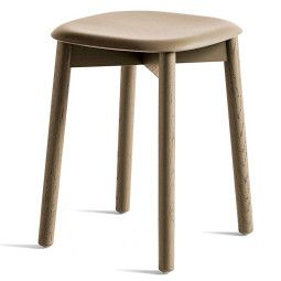 Hay Tweedekansje - Soft Edge Wood kruk naturel