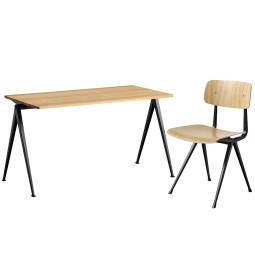 Flinders Thuiswerkplek 1 / Pyramid 01 + Result stoel