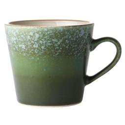 HKliving 70's Ceramic Cappuccino mok set van 8