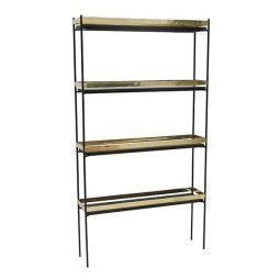 HKliving Display Rack stellingkast