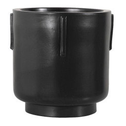 HKliving Footed Earthenware bloempot
