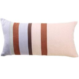 HKliving Linen Striped kussen 70x35
