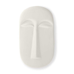 HKliving Mask Wall ornament L wit