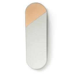 HKliving Oval Mirror spiegel L