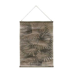 HKliving Palm Leaves wanddecoratie