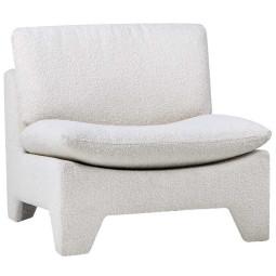 HKliving Retro Lounge fauteuil bouclé