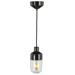 Ifö Electric Ohm hanglamp 100/215 helder glas IP44