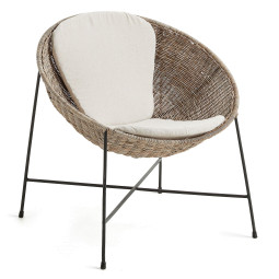 Kave Home Kathryn fauteuil