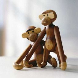 Kay Bojesen Monkey collectors item medium