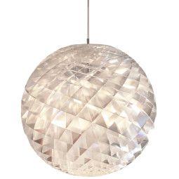 Louis Poulsen Patera hanglamp LED zilver