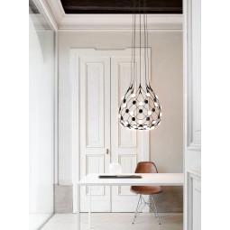 Luceplan Tweedekansje - Mesh 55 hanglamp LED met 5 meter snoer