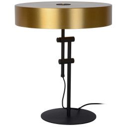 Lucide Giada tafellamp zwart