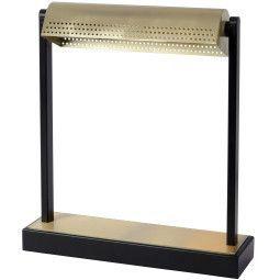 Lucide Laut bureaulamp zwart