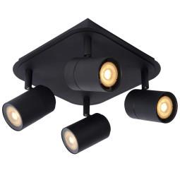 Lucide Lennert 4 spot LED 3000k