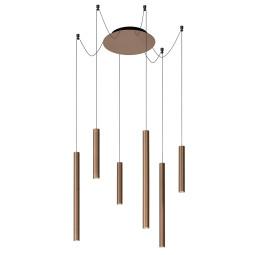 Lucide Lorenz hanglamp 6 LED