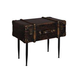 Dutchbone Luggage bijzettafel 49x32