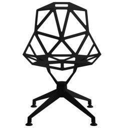 Magis Chair One 4Star stoel niet-draaibaar