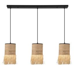 Market Set Formentera hanglamp set 3 linear