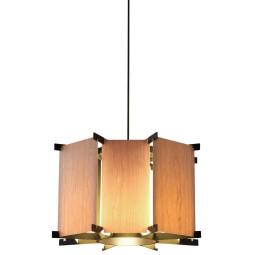 Marset MVV hanglamp cherry wood