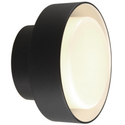 Marset Plaff-On! wandlamp LED IP65 zwart