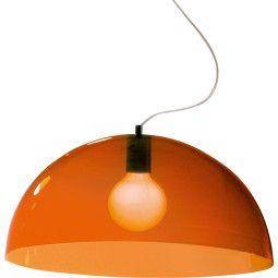 Martinelli Luce Tweedekansje - Bubbles 45 hanglamp oranje