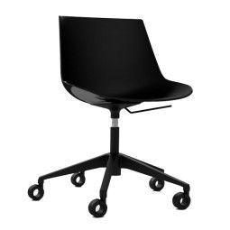 MDF Italia Flow Chair Bürostuhl Anthrazit