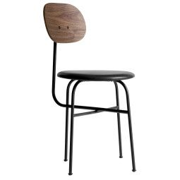Menu Afteroom Dining Chair Plus stoel walnoot