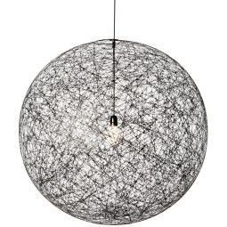 Moooi Tweedekansje - Random Light hanglamp zwart large