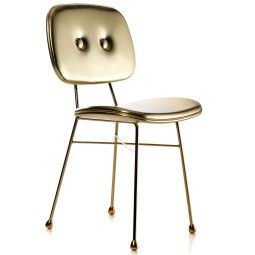 Moooi Golden Chair stoel