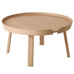 Muuto Tweedekansje - Around Coffee salontafel large eiken