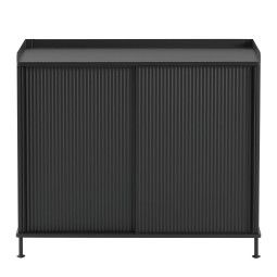 Muuto Outlet - Enfold Tall dressoir zwart