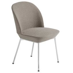Muuto Oslo Side stoel chrome