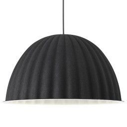 Muuto Outlet - Under the Bell hanglamp 55 zwart