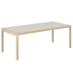 Muuto Workshop tafel 200x92cm