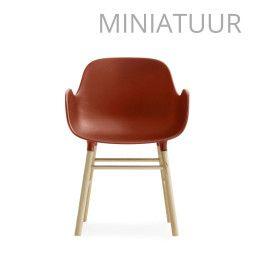 Normann Copenhagen Form Armchair miniatuur