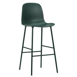 Normann Copenhagen Form Bar Chair barkruk 75cm