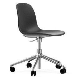 Normann Copenhagen Form Chair bureaustoel met aluminium onderstel