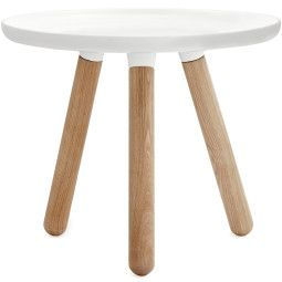 Normann Copenhagen Tweedekansje - Tablo salontafel small 50 wit