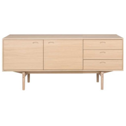 PBJ Designhouse Oculus Sideboard dressoir 2 Light Oak