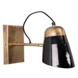Dutchbone Old School wandlamp