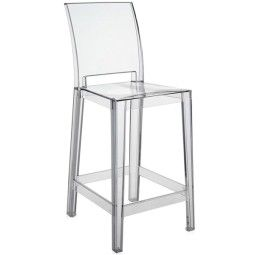Kartell One More Please barkruk vierkant