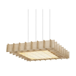 Pablo Grid 1x1 hanglamp LED