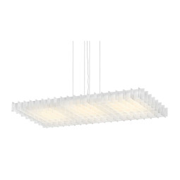 Pablo Grid 1x3 hanglamp LED