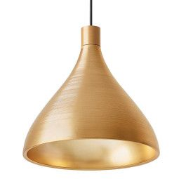Pablo Swell Single Medium hanglamp LED